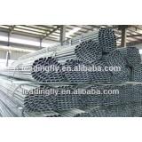 Astm a 53 galvanised steel pipe factory