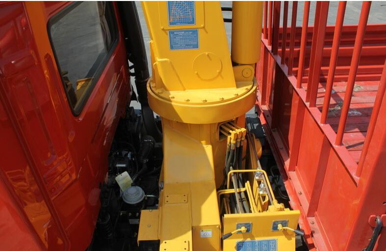 Crane Truck 29