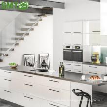 Современные дешевые простые деревянные кухонные конструкции