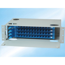 48 Ports Rack-Mount ODF Fiber Patch Panel