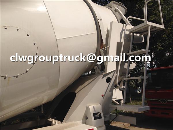 Concrete Truck Details 3