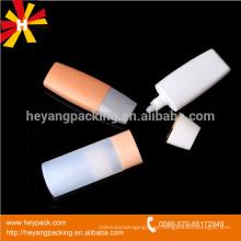 Garrafa de espremedura de plástico de fundação de 30ml