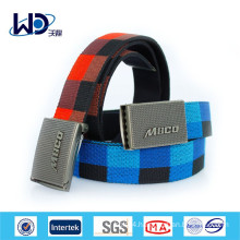 Fashion Men Boy Cool Durable Sports Canvas Belts