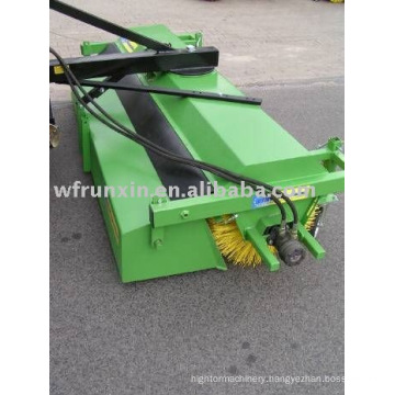 hydraulic snow sweeper for tractors