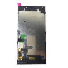 Дисплей для мобильного телефона LCD для Blackberry Leap Z20 с рамкой в сборе