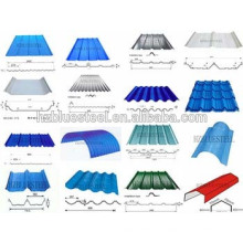 Competitive Price Customized Sized Color Coated Metal Steel Roofing Sheet