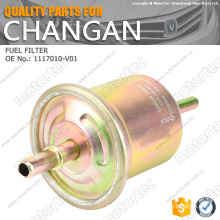 chana spare parts changan auto parts fuel filter 1117010-V01