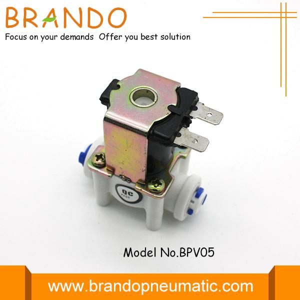 ro plastic solenoid valve