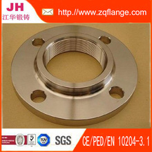 Carbon Steel Flange Sliding Threaded