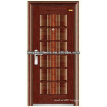 Durable Steel Front Door Design KKD-203 With High Quality Made In China