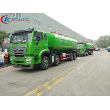 Camión Bowsers de agua de acero inoxidable Sinotruck nuevo