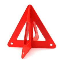 Plastik Verkehr Sicherheit Warnung Dreieck Verkehrszeichen