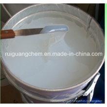 Terpolímero de silicone hidrofílico para algodão