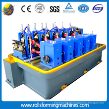 HG50 Contruction pipe roll forming steel pipe machine