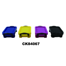 Papeterie Candy couleur superposées boîte de rangement