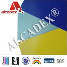 PVDF Coated ACP Price/ Exterior Wall Aluminum Panels/UV Printing