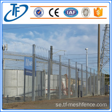 Partihandel Flygplats Military Base 358 Hög Security Fence