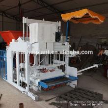 WT10-15 Maschinen für Schlackenblöcke
