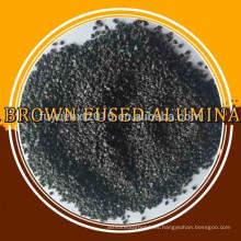 Óxido de aluminio marrón / Corindón marrón / Alúmina fundida marrón para amolar acero de alto carbono