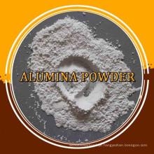 Fábrica de fornecimento de alta qualidade lowset preço em pó de óxido de alumínio