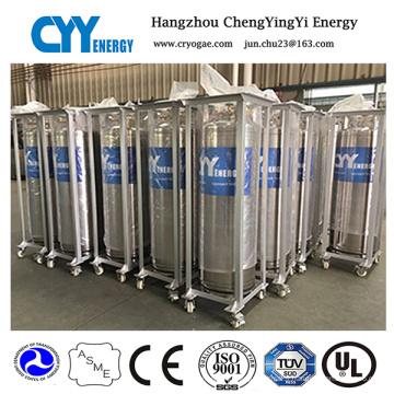 Cylindre de GNL cryogénique haute pression à haute qualité et à faible prix