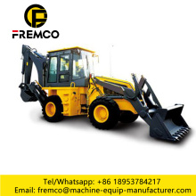 Backhoe Loader Equipment Dump Truck