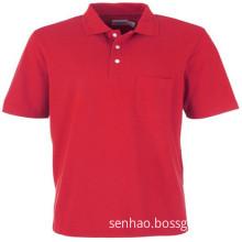 Polo Neck Short Sleeve Man Polo T-Shirt