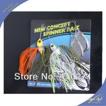 SPL004 оптовая продажа приманки spinner большое количество дешевые рыболовные приманки блесны рыболовные приманки