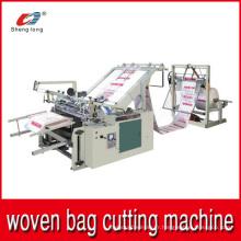 Machine de découpe automatique industrielle pour sac en tissu PP