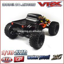 Unique de direction système véhicule-jouet, camion de construction rc