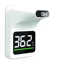 Fever Digital Thermometer Wall Mounted Thermometer Automatic Mini Wall Mounted Thermometer