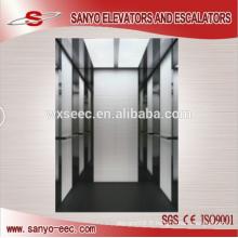 Ascenseur élévateur à passager en verre St / St miroir miroir
