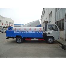 high efficient Dongfeng 3m3 high pressure pump truck washing truck