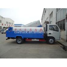 Alta eficiência Dongfeng 3m3 caminhão bomba de alta pressão caminhão de lavagem