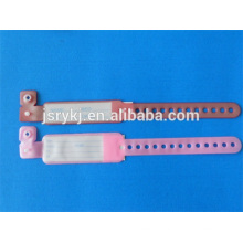 disposable ID band for patient