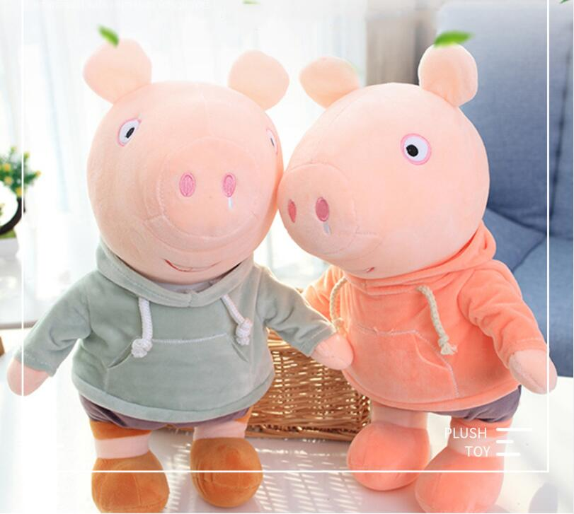 Sweet Small Pig Plush Toy for Wholesale