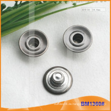Metallknopf, benutzerdefinierte Jean Buttons BM1360