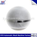 Máscara de copa Nariz Alambre Sellado con calor Máquinas de hacer