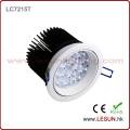 Яркость 15X3w светодиодные Встраиваемые потолочные светильники LC7215t