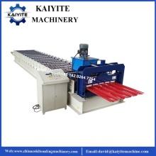 Máquina de prensagem de folha de coberturas tipo Europa