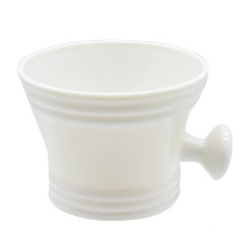Shaving Soap Mug Shaving Bowl with Ball Grip Handle Shaving Soap Bowl for Men′s Grooming with Competitive Price and Good Quality