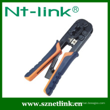 Mangueira crimp ferramenta com alça colorida