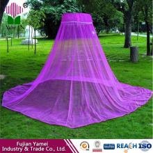 Conical Mosquito Net / Bobbinet Bed Canopy/ Dome Shaped Mosquito Net