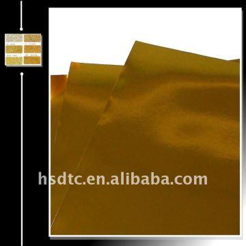 Алюминиевая металлизированная пленка для блеск порошок