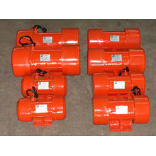 8 Pole Industrial Electric Vibrating Motor For Crushing Machine