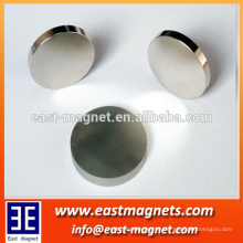 N52 25 mm neo Tipo e NdFeB Magnet Composto n52 25 mm ndfeb disco ímã