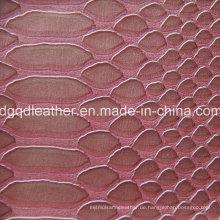 Mode-Design-PVC-Leder (QDL-51406)