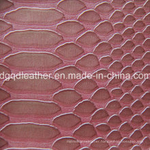 Fashion Design PVC Leather (QDL-51406)