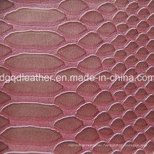 Fashion Design PVC Leather (QDL-51406)