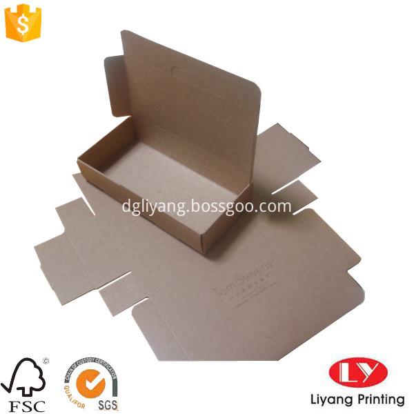 custom printed paper box